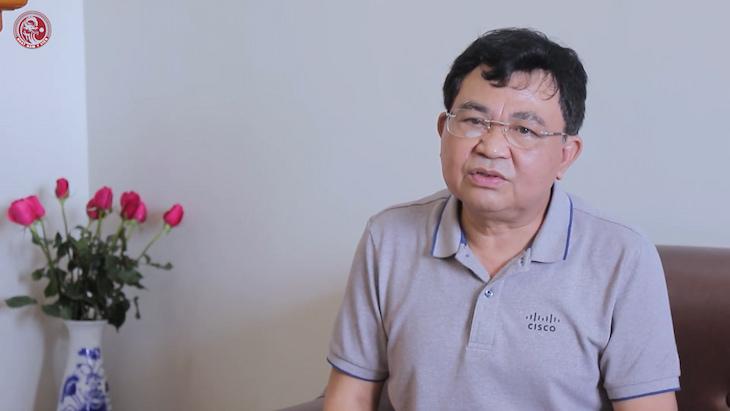 Doanh nhân Trần Tiến trị khỏi bệnh thoái hóa tại Nhất Nam y viện