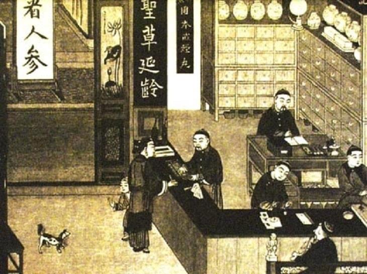 Thái y viện triều Nguyễn - nơi phụ trách khám chữa bệnh cho vua chúa, quan quân, người trong hoàng tộc