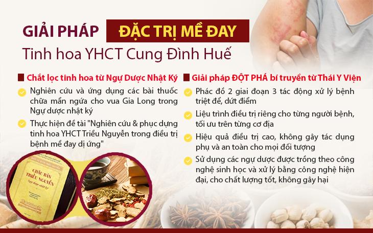 Tiêu ban hoàn bì thang được cải tiến dựa trên chắt lọc tinh hoa YHCT Thái Y Viện triều Nguyễn